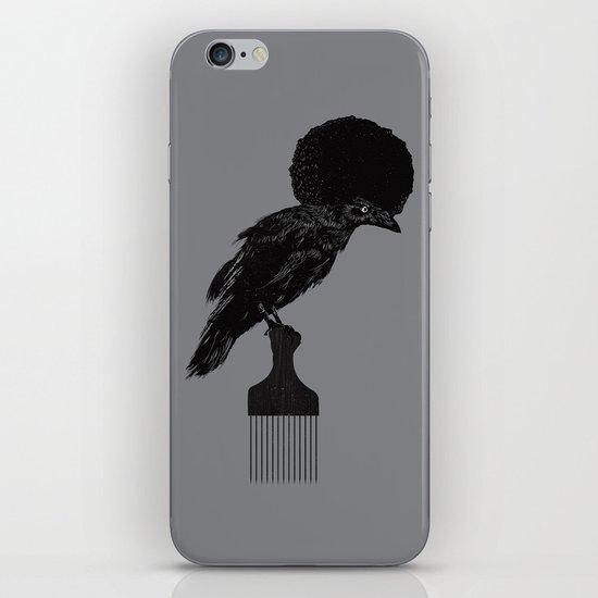 The Black Crow iPhone & iPod Skin