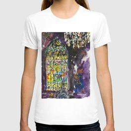 20140411 San Sebastian Window T-shirt