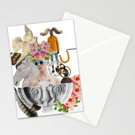 Dreams by Lenka Laskoradova Stationery Cards