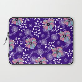 Violet Garden Laptop Sleeve