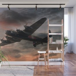 Canada's Lancaster Wall Mural