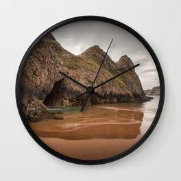 Three Cliffs Gower Wall Clock