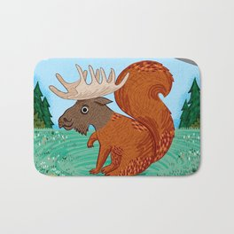 The Squoose Bath Mat