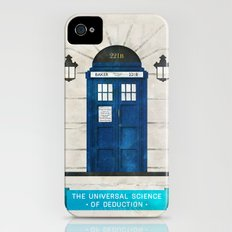 Doctor Who & Sherlock iPhone (4, 4s) Slim Case