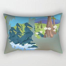 Mount Desert Island ,Hancock County, Maine ,USA Rectangular Pillow