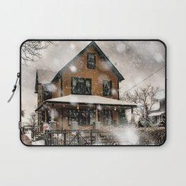 Christmas Story blizzard Laptop Sleeve