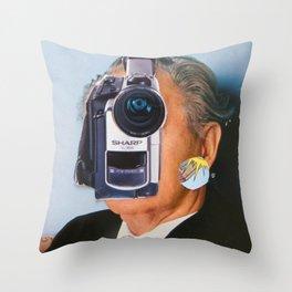 Deutsche Grammophon Ludwig 1 Throw Pillow