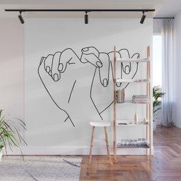 sisterhood Wall Mural