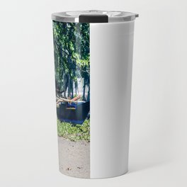 Weathered 'Bangka' Kayak Travel Mug