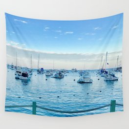 BOATS@REST Wall Tapestry