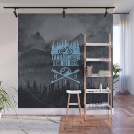 Trailhunters Wall Mural