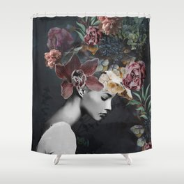 Bloom 10 Shower Curtain