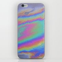 holographic iPhone & iPod Skins featuring Holographic by Nestor2