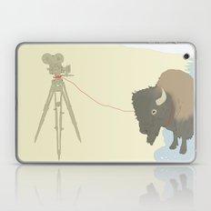 Bison & Camera Laptop & iPad Skin