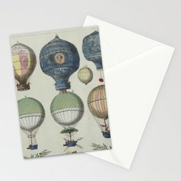 Montgolfier Mon Amour Stationery Cards