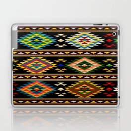 American Indian seamless pattern Laptop & iPad Skin
