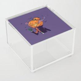 The Pumpkin Bun Acrylic Box