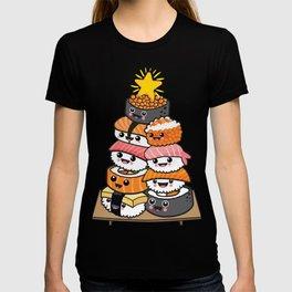 Sushi Xmas T-shirt