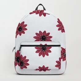 Pink patterns Backpack