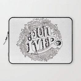 Bon Iver  Laptop Sleeve