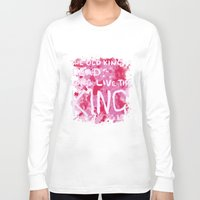 "coldplay Long Sleeve T-shirts featuring ""Long Live The King""-Coldplay by Fabfari"