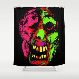 Face from the Crypt Shower Curtain