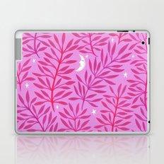 Night Time Fronds Pattern Laptop & iPad Skin