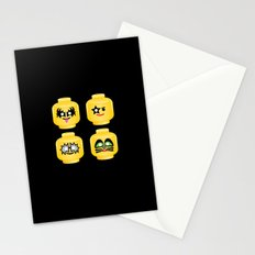 Block 'n' Roll Stationery Cards