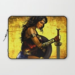 Amazonian Woman Laptop Sleeve