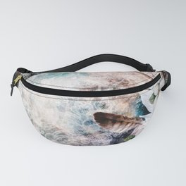 Strawberry Moon Fanny Pack