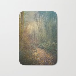 The Path Bath Mat