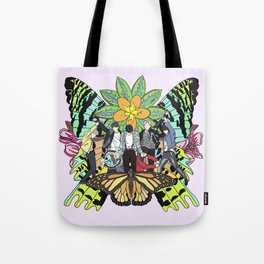 Bangtan Butterfly. Tote Bag