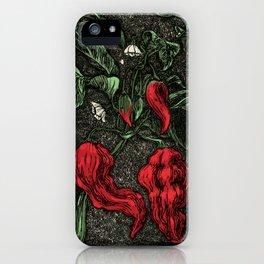 HOT PEPPER iPhone Case