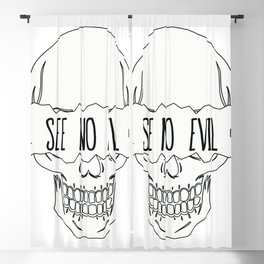 See No Evil Blackout Curtain