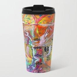 Elephant Song Metal Travel Mug