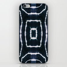 CASTLE OF GLASS - INDIGO iPhone & iPod Skin