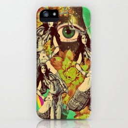 When we travel iPhone Case
