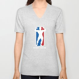NBA Unisex V-Neck