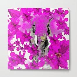 Elephant #66 Metal Print