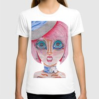 poker T-shirts featuring poker face by Scenccentric Creations