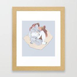 Fgz Framed Art Print