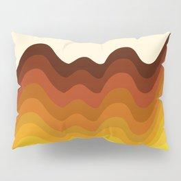 Retro Ripple Pillow Sham