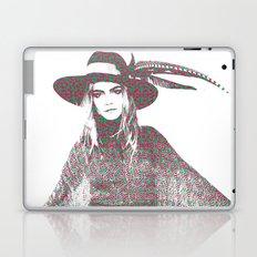 Cara Delevingne: Issa Laptop & iPad Skin