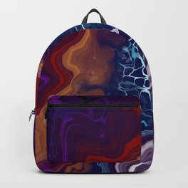 Ghostly Backpack