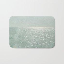 The Silver Sea Bath Mat