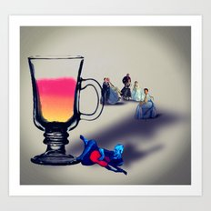 MixMotion: Muddled Art Print