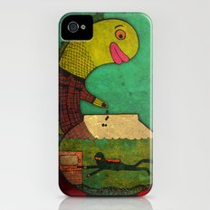 one lost soul Slim Case iPhone (4, 4s)