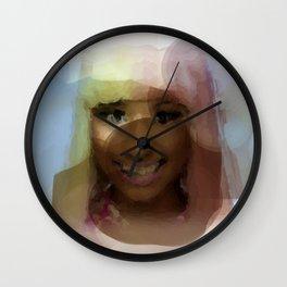 Nikki Wall Clock