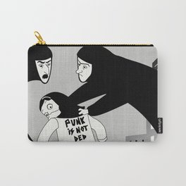 Punk is Not Ded! Carry-All Pouch