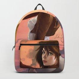 After titans... Backpack